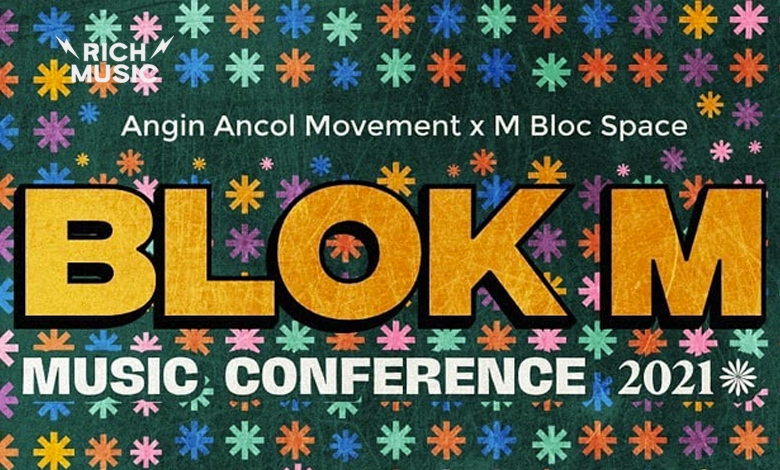 Blok M Music Conference